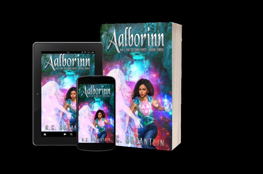 Ka'i: The Second First (Aalborinn Book 3) by R CDucantlin