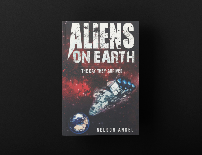Aliens on Earth: The Day They Arrived by NelsonAngel